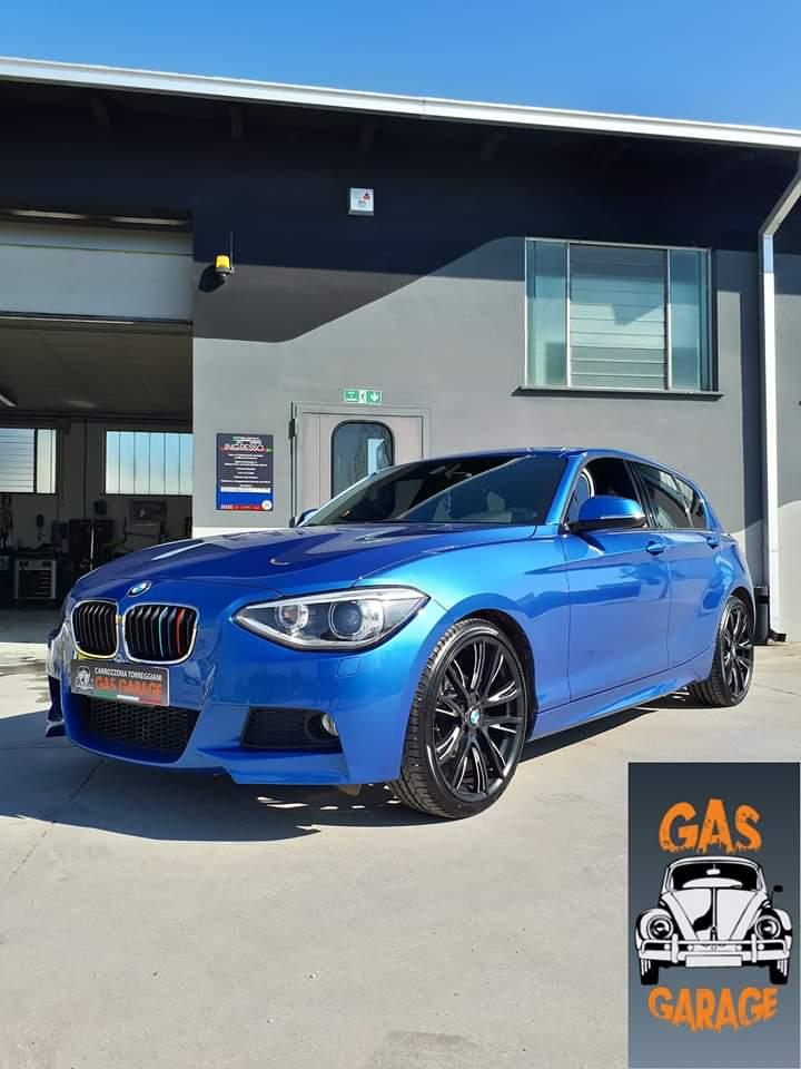 Verniciatura e Lucidatura di un BMW