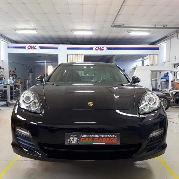 Ripristino Paraurti Porsche
